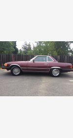 1985 Mercedes-Benz 380SL for sale 101342662