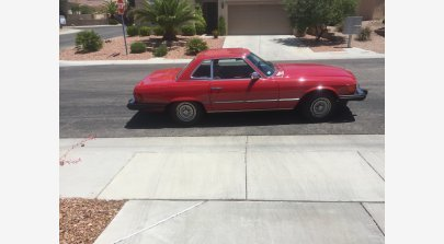 1985 Mercedes-Benz 380SL for sale 101342691