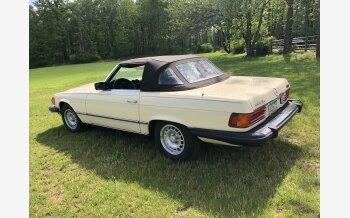 1985 Mercedes-Benz 380SL for sale 101345403