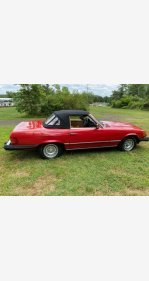 1985 Mercedes-Benz 380SL for sale 101354872