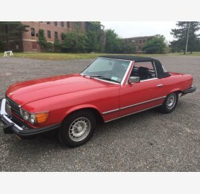 1985 Mercedes-Benz 380SL for sale 101360104