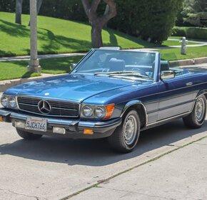1985 Mercedes-Benz 380SL for sale 101361105