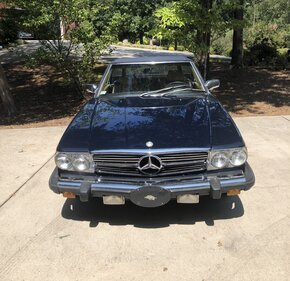 1985 Mercedes-Benz 380SL for sale 101377642