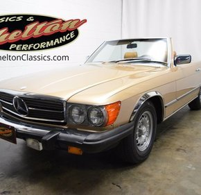 1985 Mercedes-Benz 380SL for sale 101384745