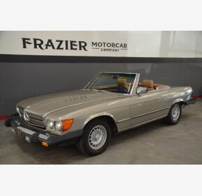1985 Mercedes-Benz 380SL for sale 101387178