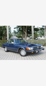 1985 Mercedes-Benz 380SL for sale 101392659
