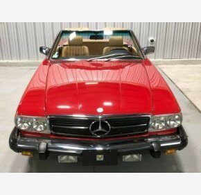 1985 Mercedes-Benz 380SL for sale 101392930