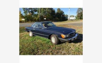 1985 Mercedes-Benz 380SL for sale 101395986