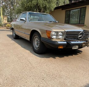 1985 Mercedes-Benz 380SL for sale 101397494