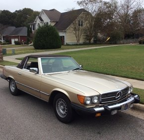 1985 Mercedes-Benz 380SL for sale 101406936
