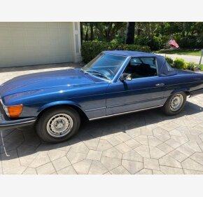 1985 Mercedes-Benz 380SL for sale 101407195