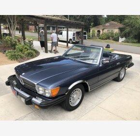 1985 Mercedes-Benz 380SL for sale 101414345