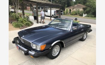 1985 Mercedes-Benz 380SL for sale 101414345