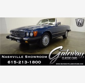 1985 Mercedes-Benz 380SL for sale 101418060
