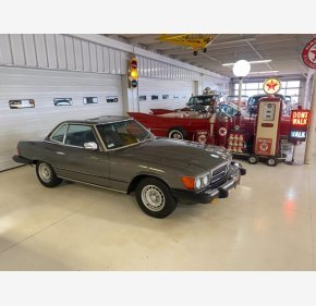 1985 Mercedes-Benz 380SL for sale 101433324