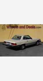 1985 Mercedes-Benz 380SL for sale 101463568
