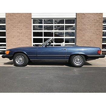 1985 Mercedes-Benz 380SL for sale 101481779
