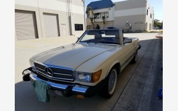 1985 Mercedes-Benz 380SL for sale 101481834
