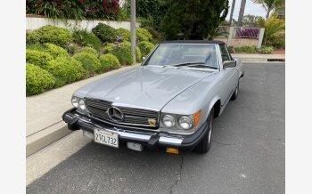 1985 Mercedes-Benz 380SL for sale 101553854