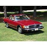 1985 Mercedes-Benz 380SL for sale 101603187