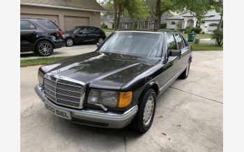 1985 Mercedes-Benz 500SEL for sale 101304149