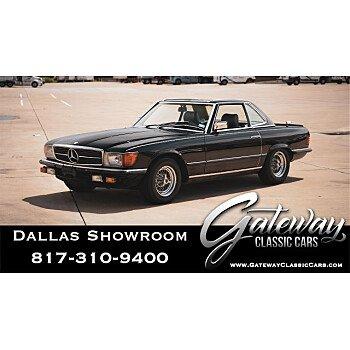 1985 Mercedes-Benz 500SL for sale 101200548
