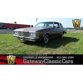 1985 Oldsmobile 88 Royale Brougham Coupe for sale 101033843