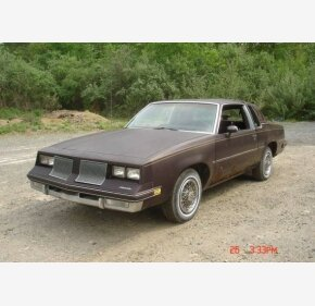 1985 Oldsmobile Cutlass Supreme for sale 101254093