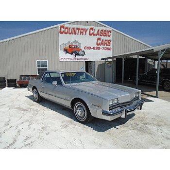 1985 Oldsmobile Toronado for sale 101500879