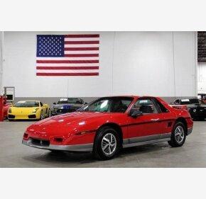 1985 Pontiac Fiero for sale 101087691