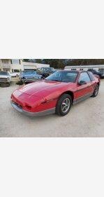 1985 Pontiac Fiero for sale 101091616
