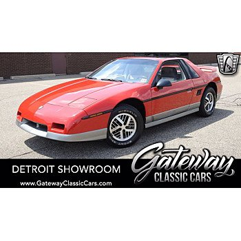 1985 Pontiac Fiero GT for sale 101358409