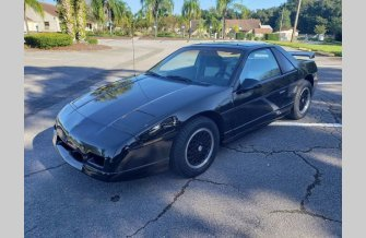 1985 Pontiac Fiero for sale 101401258