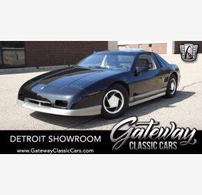 1985 Pontiac Fiero GT for sale 101431085