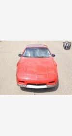 1985 Pontiac Fiero GT for sale 101431700