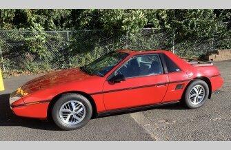 1985 Pontiac Fiero SE for sale 101630257