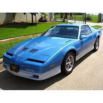 1985 Pontiac Firebird Trans Am Coupe for sale 101181754