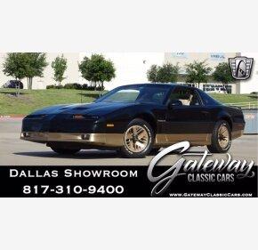 1985 Pontiac Firebird Trans Am for sale 101359509