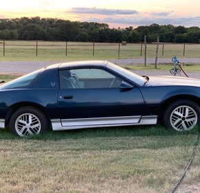 1985 Pontiac Firebird Trans Am Coupe for sale 101360064