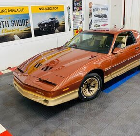 1985 Pontiac Firebird for sale 101412094