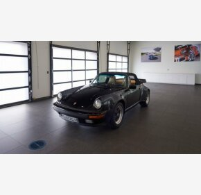 1985 Porsche 911 Carrera Cabriolet for sale 101200649