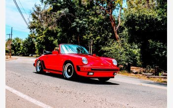 1985 Porsche 911 Carrera Cabriolet for sale 101229257