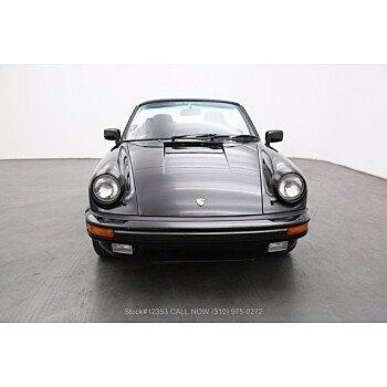 1985 Porsche 911 Cabriolet for sale 101359559