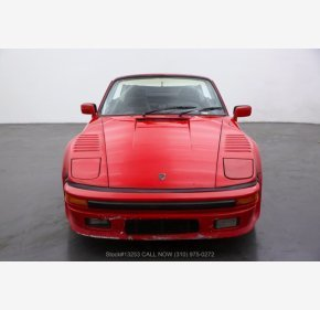 1985 Porsche 911 Cabriolet for sale 101471493