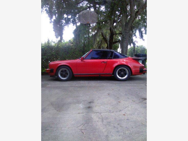 1985 Porsche 911 Targa for sale 101532926