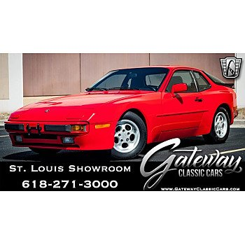 1985 Porsche 944 Coupe for sale 101107167