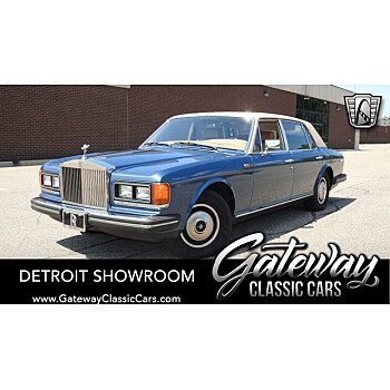 1985 Rolls-Royce Silver Spur for sale 101370793