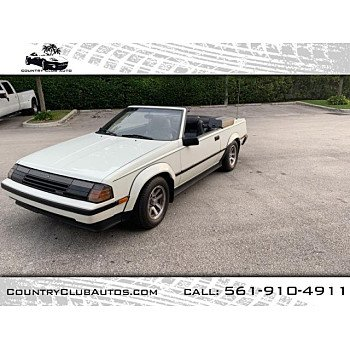1985 Toyota Celica GT-S Convertible for sale 101082211