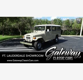 1985 Toyota Land Cruiser for sale 101296388