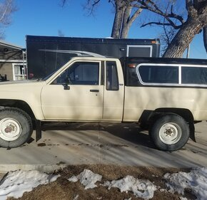1985 Toyota Pickup 4x4 Xtracab Deluxe for sale 101270393